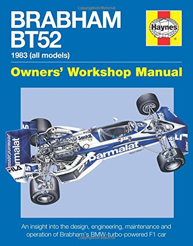 Brabham BT52 Owners' Workshop Manual 1983
