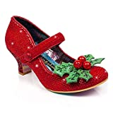 Irregular Choice Women's Little Holly Closed Toe Heels