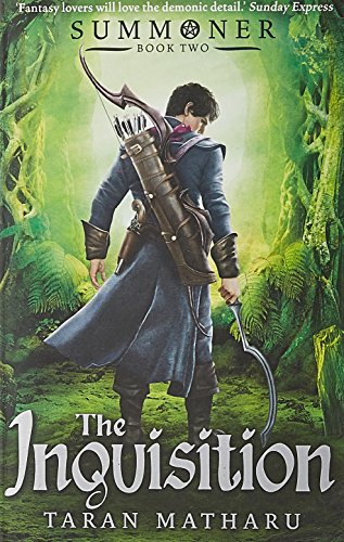 Summoner Book 2: The Inquisition