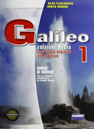 Galileo. Per la Scuola media. Con DVD-ROM. Con espansione online: 1