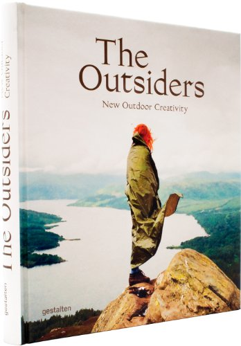 Buchseite und Rezensionen zu 'The Outsiders: New Outdoor Creativity' von Jeffrey Bowman