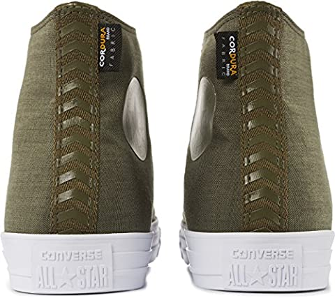 All Star Olive - Converse All Star Hi chaussures