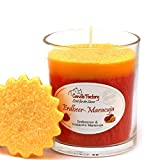 Candle Factory – Party Light Candela profumata in Bicchiere di Whisky, fragranza: Fragola maracuja