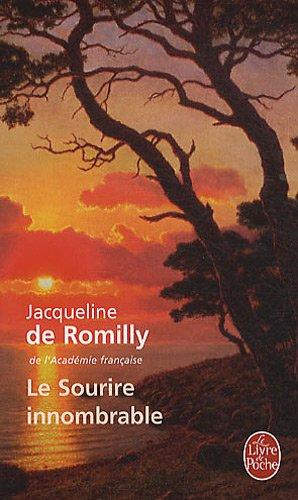 Le Sourire Innombrable par Jacqueline de Romilly