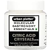 Urban Platter Pure Citric Acid Crystals - 250 Grams