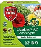 PROTECT GARDEN Lizetan AZ Schädlingsfrei (ehem. Bayer Garten), Insektenabwehr gegen saugende und beißende Schädlinge, 30 ml