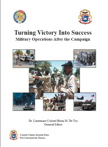 turning-victory-into-success-two-centuries-of-american-campaigning-english-edition