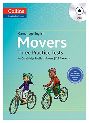 Practice Tests for Movers: YLE (Collins Cambridge English) por Anna Osborn