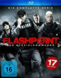 Flashpoint (Complete Seasons 1-7) (Das Spezialkommando 1-7) (17 BLU RAY) (Region B) PAL (Import with English Language)