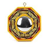 Chinese Traditional Feng Shui Tai Chi Bagua Yin Yang Spiegel 4.7 Zoll-Durchmesser