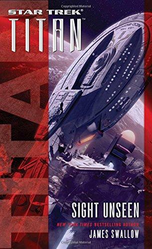Sight Unseen (Star Trek: The Next Generation) por James Swallow