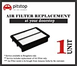 #9: Pitstop Air Filter Replacement at Doorstep for all cars