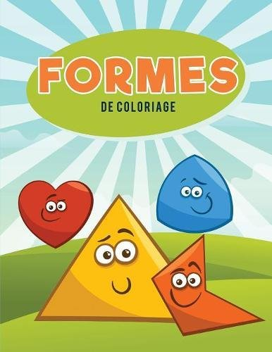 Formes de coloriage par Coloring Pages for Kids