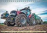 Traktoren - Giganten in der Landwirtschaft (Tischkalender 2019 DIN A5 quer): Immer größer, immer stärker, immer imposanter, Traktoren in der ... 14 Seiten ) (CALVENDO Technologie)
