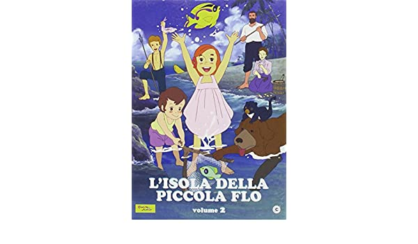 L\'Isola Della Piccola Flo Box 02 (5 Dvd): Amazon.co.uk: Yoshihiro ...