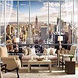 YiShuQiang Wallpaper Fototapeten Des Modernen Sofa-Schlafsofa-Schlafzimmers New...