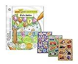 tiptoi Ravensburger Buch Mein Lern-Spiel-Abenteuer - Erste Zahlen + Kinder-Sticker