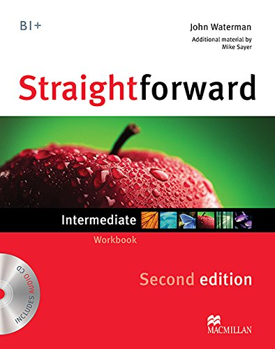 Straightforward 2nd Edition Intermediate Level Workbook without key & CD PDF Books