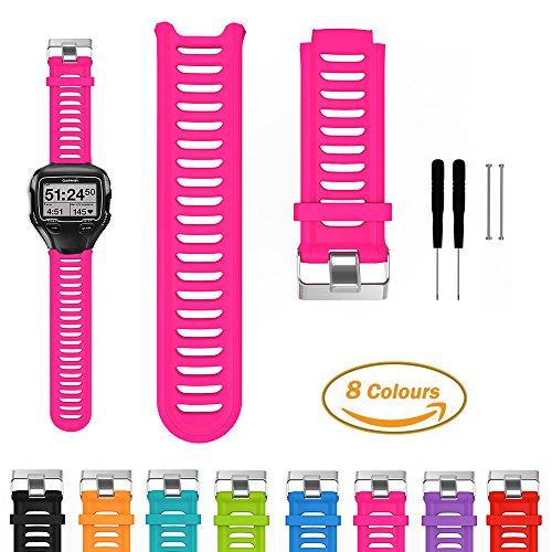 garmin-forerunner-910xt-smart-watch-replacement-band-ifeeker-accessories-metal-buckle-adjustable-bra