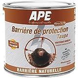 APE - REPULSIF 0192BB Barrière de Protection Taupes Granules, Transparent...