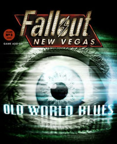 Fallout New Vegas Old World Blues DLC