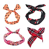 #8: Chooz Designer Studio Money Saving Wire Headband For Girls Women  (Multicolor) (Assorted Color ) (pack of 4)