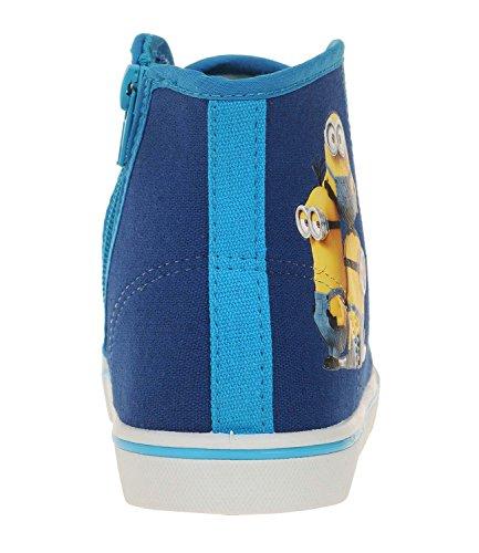 Minions Despicable Me Mädchen Sneaker 2016 Kollektion - blau Blau