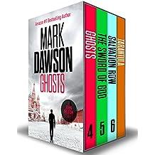 The John Milton Series: Books 4-6 (The John Milton Series Boxset Book 2)