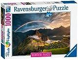 Ravensburger Erwachsenenpuzzle 15158 Regenbogen über Machu Picchu, Peru, Puzzle