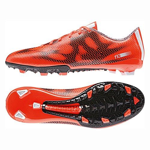 Preisvergleich Produktbild Adidas F10 Adizero TRX FG Herren Rot, Größe:6.5 UK - 40.0 EU