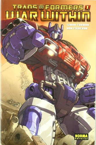 Transformers 1 War Within