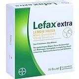 Lefax extra Lemon Fresh Mikro Granulat, 16 St.