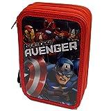 Avengers Astuccio 3 zip completo 7755004E