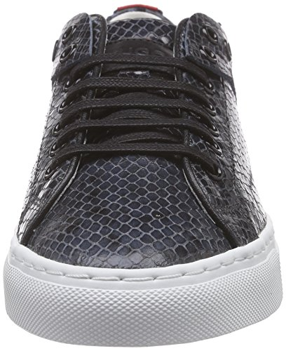Hugo Corynna-s 10187690 01, Baskets Basses femme Gris - Grau (dark grey 023)
