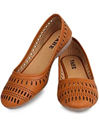 f88d048a936 Brown Women s Ballet Flats  Buy Brown Women s Ballet Flats online at ...