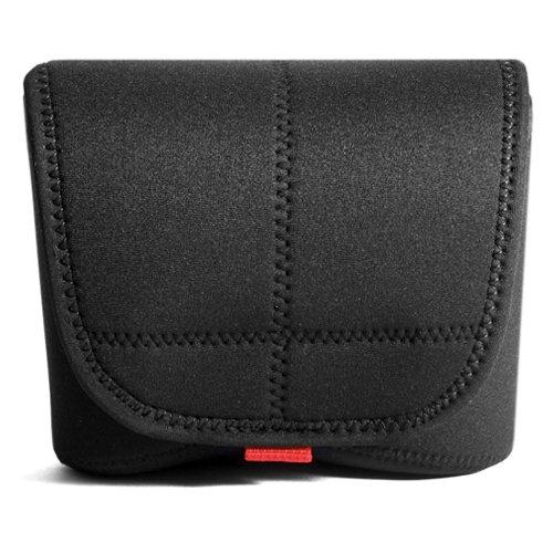 MATIN Neoprene DSLR SLR RF Mirrorless Camera Soft Pouch Bag Body Case V2 (Large/Black)