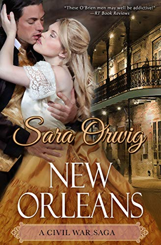 New Orleans (The Civil War Saga Book 1) (English Edition)