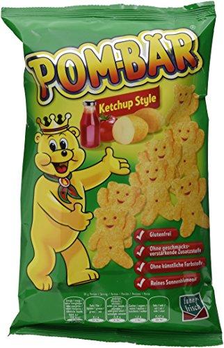 POM-BÄR Ketchup, 12er Pack (12 x 75 g)