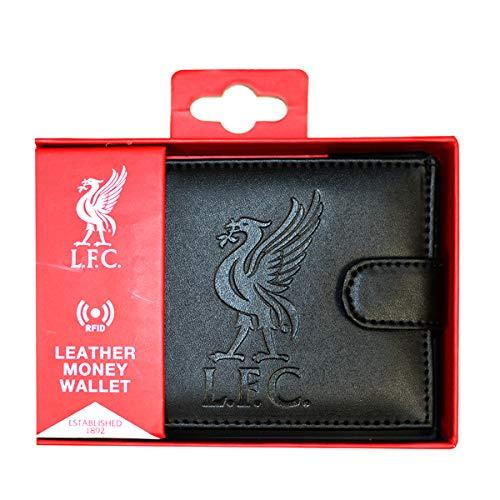 Liverpool FC - Cartera oficial grabado sistema RFID