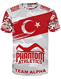 "Phantom Athletics camiseta ""EVO Kerim Engizek"" - Turkey-XX-Large"