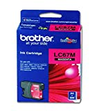 Brother LC67 Original MAGENTA Cartridge