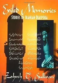 Exiled Memories par Zohreh T. Sullivan