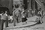 Close Up American Girl In Italy, 1951 Roth Orkin Kunstdruck