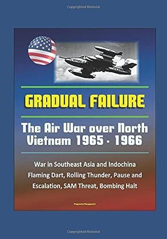 Gradual Failure: The Air War Over North Vietnam 1965 -