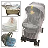 Crocnfrog Baby Mosquito Net for Stroller...
