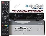 ZGemma Star H2H Combo H.2H DVB-S2 + DVB-T2 immagine