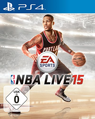 NBA Live 15 - [PlayStation 4]