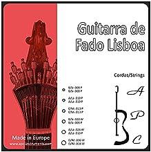 APC Instruments CORGF LS - Cuerdas para guitarra portuguesa fado Lisboa