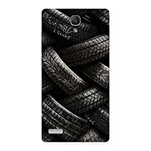 Tyre Knot Back Case Cover for Redmi Note 4