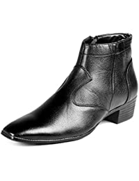 Bxxy Men's Height Increasing Boots